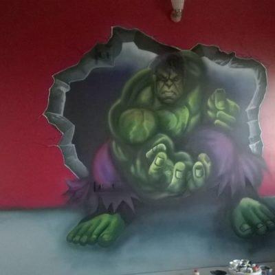 3D Designs Wall Design Painting