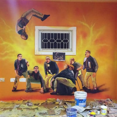 Creatives PD2 Wall Design Painting