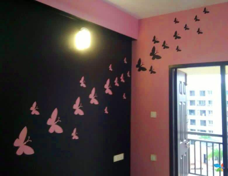 Stencil Work Gallery Paint Decors Painting Contractor