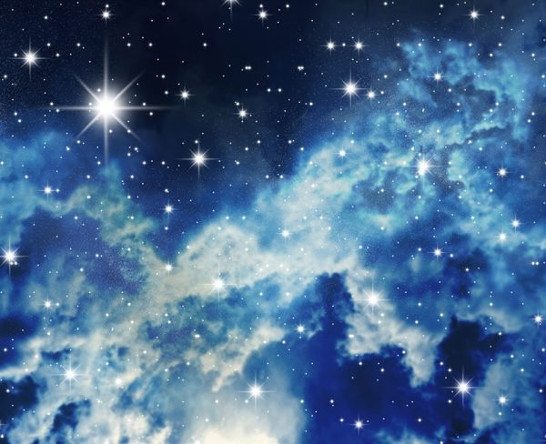 Night sky design painting paint decors - How warm does it have to be to paint outside ...