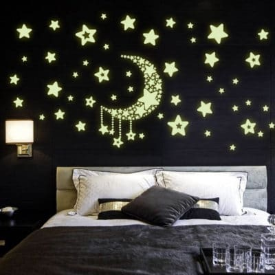 Night Sky Design Painting