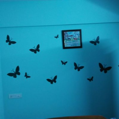 Stencil Works PD2 Wall Design Painting