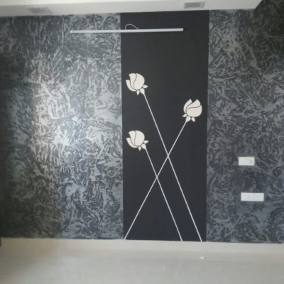 Stencil Works PD5 Wall Design Painting