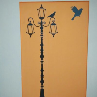 Stencil Works PD6 Wall Design Painting