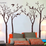 Forest Bed - Wall art