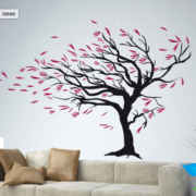 Wind in living Room - Artwork wall Painting